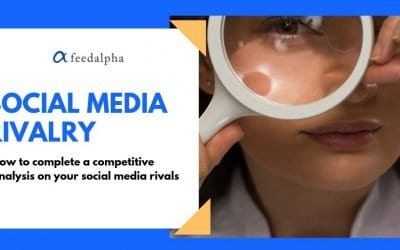 How to complete a competitive analysis on your social media rivals