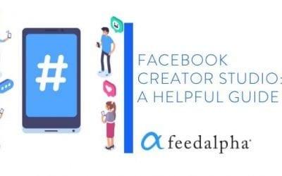 Facebook Creator Studio: A Helpful Guide