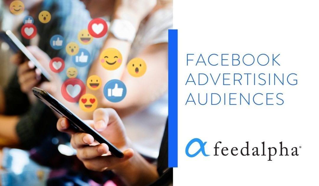 Facebook Advertising Audiences