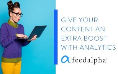 Give Your Content An Extra Boost with Analytics