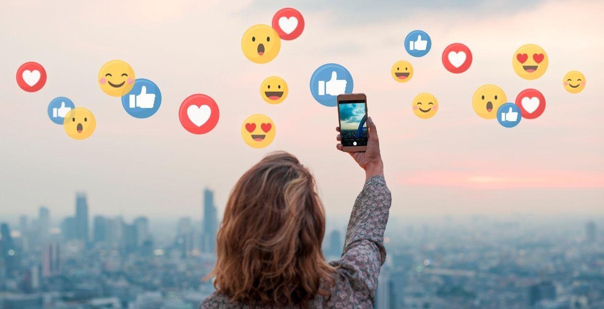 Social Media Terms engagement