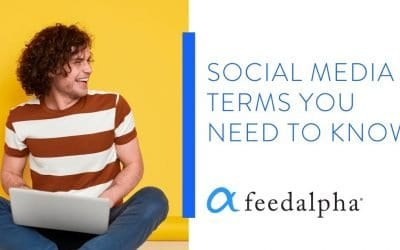 Social Media Terms You Need To Know