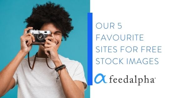 Our 5 Favourite Sites For Free Stock Images