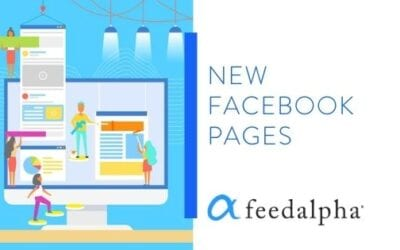 New Facebook Pages – Scheduling Through feedalpha