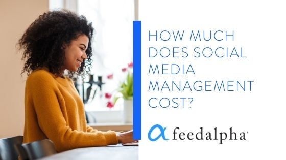 How Much Does Social Media Management Cost?