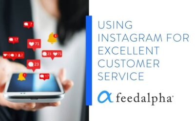 Using Instagram for Excellent Customer Service