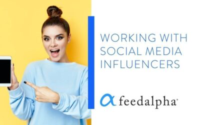 Working With Social Media Influencers