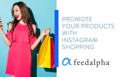 Promote Your Products With Instagram Shopping